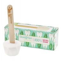 Dentifrice solide Menthe Poivrée 20g - Lamazuna - Hygiene bio - Aromatic Provence