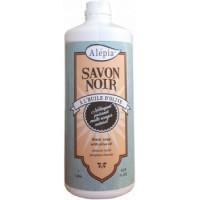 Savon Noir liquide ménager Multi Usages 1 L - Alepia - Hygiène bio - Aromatic Provence