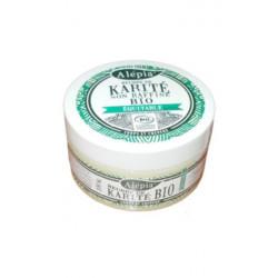 Beurre de Karité équitable non raffiné Bio Pot 100 ml - Alepia