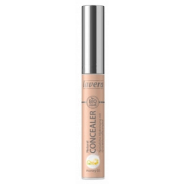 Correcteur naturel Q10 Miel Honey 03 5.5 ml - LAVERA