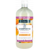 Shampooing cheveux secs à l'huile de Mirabelle de Lorraine 500 ml - Coslys - Hygiène bio - Aromatic Provence