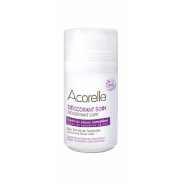 Déodorant soin spécial peaux sensibles 50 ml - Acorelle
