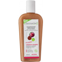 Shampooing traitant Cheveux Colorés 250ml - Dermaclay Aromatic Provence