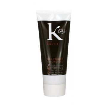 Gel fixation forte cheveux courts homme 150 g - K pour Karité