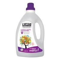 Lessive liquide concentrée 1.5 L - L Artisan Savonnier - Hygiène bio - Aromatic Provence