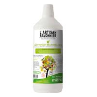 Nettoyant multi usages 1 L - L Artisan Savonnier - Hygiène bio - Aromatic Provence