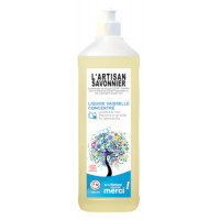 Liquide Vaisselle Concentré au Calendula 500 ml - L Artisan Savonnier - Hygiène bio - Aromatic Provence