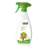 Nettoyant Vitres 500 ml - L Artisan Savonnier - Hygiène bio - Aromatic Provence