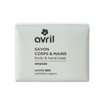 Savon de Provence Corps et Mains Amande 100 gr - Avril beauté