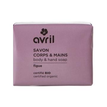 Savon de Provence Corps et Mains Figue 100 g - Avril beauté