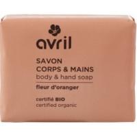 Savon de Provence Fleur d'oranger 100 g - Avril beauté