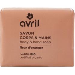 Savon de Provence Fleur d'oranger 100 gr - Avril beauté