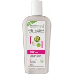 Baume démêlant Après shampooing 250 ml - Dermaclay