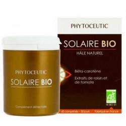 Solaire bio Hâle naturel 60 comprimés - Phytoceutic
