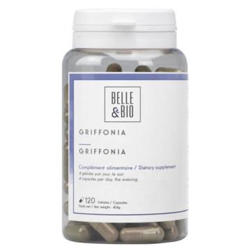 Griffonia simplicifolia naturel 120 gélules - Belle et Bio