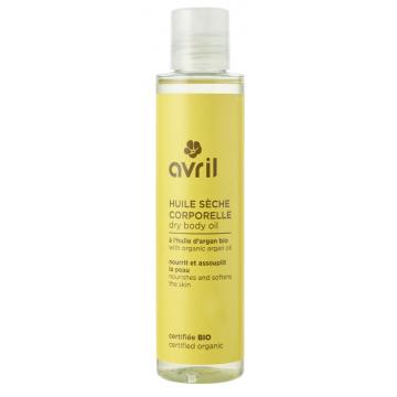Huile sèche corporelle à l'huile d'Argan 150ml Avril beauté