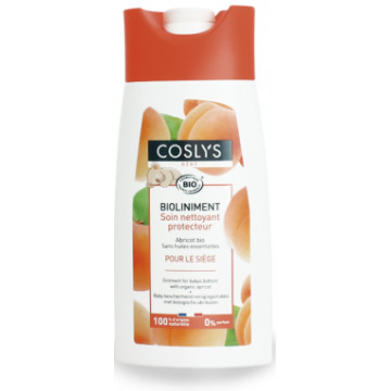 Bioliniment nettoyant protecteur spécial siège bébé à l'abricot 250 ml - Coslys