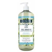 Gel douche protecteur à l'huile d'olive bio 1 L - Coslys - Hygiène bio - Aromatic Provence