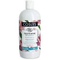 Gel de toilette intime Eau florale de Rose 500 ml - Coslys, hygiène intime bio Aromatic Provence