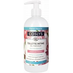 Gel de toilette intime Eau florale de Rose 500 ml - Coslys