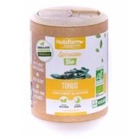 Spiruline bio 200 comprimés - Nat et Form contrôlée par Ecocert Aromatic Provence