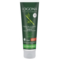 Gel coiffant au Bambou 50ml - Logona