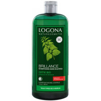 Shampooing brillance ortie 500ml - Logona shampooing bio Aromatic Provence