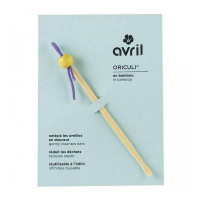 Avril beauté Oriculi cure-oreilles écologique hygiène de l'oreille Aromatic provence