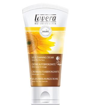 Crème Autobronzante Visage - Lavera