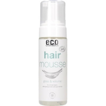 Mousse coiffante brillance volume Grenade Baies de Goji 150 ml - Eco Cosmetics