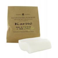 Terres dorées Savon Beurre de Karité Extra Doux Surgras 100 gr savon traitant Aromatic Provence