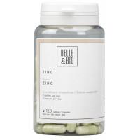 Belle et bio Zinc 120 gélules, pidolate de zinc, oligo-élément aromatic provence,