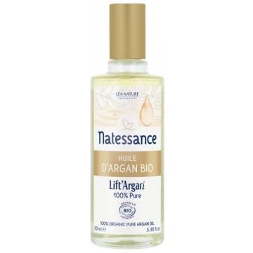 Huile Argan bio 100% pure Lift' Argan 50 ml - Natessance