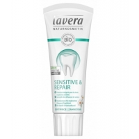 Dentifrice dents sensibles Sensitive et Repair 75 ml - Lavera