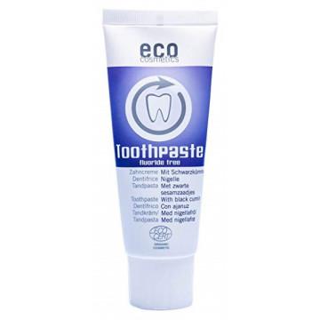 Dentifrice fraîcheur soin à la Nigelle 75 ml - Eco Cosmetics