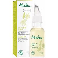 Huile de Ricin bio 50 ml - Melvita soin des ongles et des cheveux Aromatic Provence