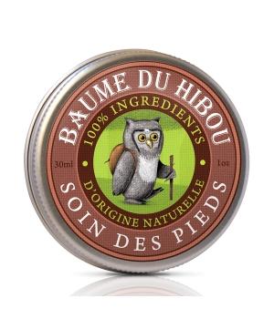 Baume du Hibou Soin des Pieds 30 ml - Oléanat Aromatic Provence