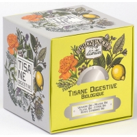 Tisane be cube Digestive bio 24 sachets recharge carton - Provence d'Antan Aromatic Provence