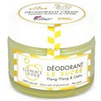 Baume déodorant Le Sucré 50g - Clemence & Vivien déodorant naturel Aromatic provence