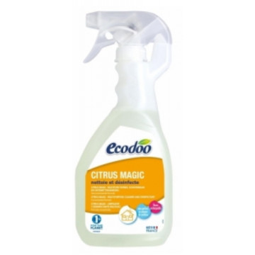 Nettoyant Désinfectant Citrus Magic 500 ml - Ecodoo