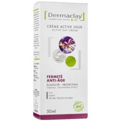 Crème active jour Fermeté Anti age 50ml - Dermaclay