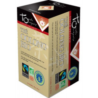 thé oolong bio 24 sachets Touch Organic, Touch Organic, aromatic provence, thé oolong bio