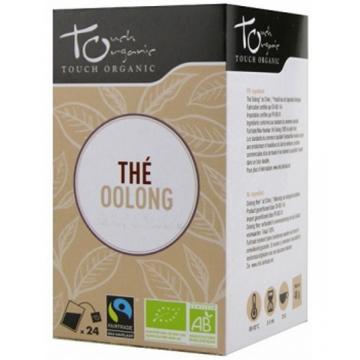 Thé Oolong bio 24 sachets -Touch Organic