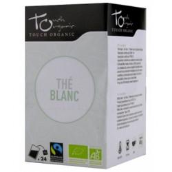 Thé Blanc bio 24 sachets -Touch Organic
