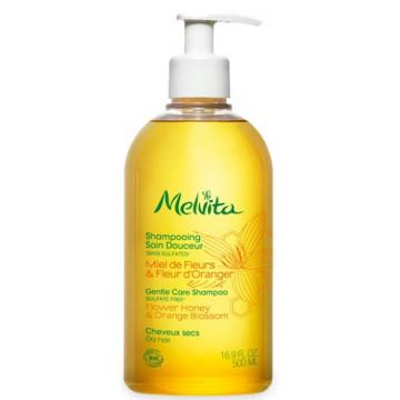 Shampoing soin douceur 500 ml - Melvita