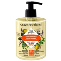 Shampooing bio Fortifant 500ml Cosmo Naturel - Gravier Aromatic provence