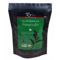 Thé vert Gunpowder bio vrac 100g - Touch Organic Aromatic Provence