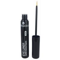 Eye liner noir 6 ml - Makibio maquillage bio maquillage minéral Aromatic Provence