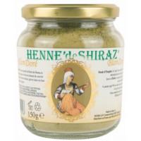 Henné de Shiraz bio Blond doré - Beliflor Aromatic Provence