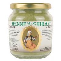 Henné de Shiraz bio Châtain - 150 gr Beliflor Aromatic Provence